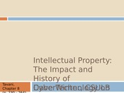 Chapter 8 - Intellectual Property
