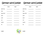 german_word_jumble