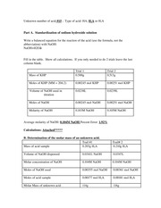 experiment 15 qualitative anion tests I will carry out the experiment on determine the cation and anions of inorganic substances (magnesium thiosulphate, aluminium ion and ammonium ion) on wednesday i am looking for the precaution steps for this experiment anybody can answer my question inorganic-chemistry share|improve this question asked mar.