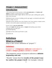 1.0 What Is a Project.docx