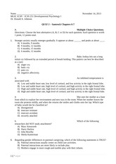 Quiz 2 - Chapters 6-7