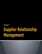 Supplier Relationship Management (DST and LGS).pptx