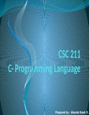 C programing Lecture 2.pptx