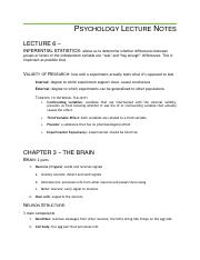 Midterm 1&2 Study Notes
