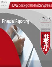 Topic 7 Financial Reporting.ppt