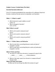 Honors Chemistry Module 5 Lesson 1 Guided Notes (2)_katiemueller.doc