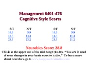 Chapter 3 Forum - Cognitive Styles X11
