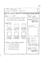 2) Screen Layout Diagrams (1-4)
