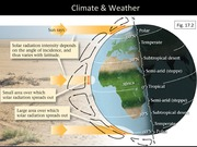 Powerpoint on Climate Weather
