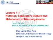 04-2 Lecture 4-1 Nutrition, Culture and Metabolism