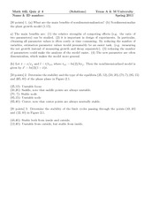 Math442Quiz4-solutions