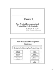 B7 - Ch09_New product dev [Compatibility Mode]