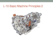 L-10 Basic Machine Principles 2