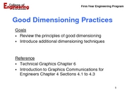 Dimensioning Review_Rev_091207