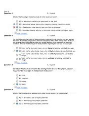 Quiz 3 with solutions