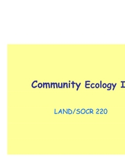 220_Lecture_Community_Ecology_II
