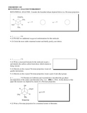 02 Rotational Analysis Worksheet