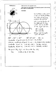 805_Mechanics Homework Mechanics of Materials Solution