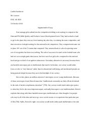 Argumentative Essay Final Draft .docx