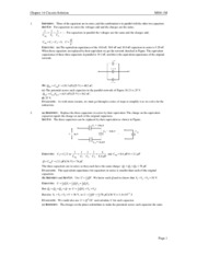 Solution_Tutorial_MS811M_Chapter 14 - Circuits
