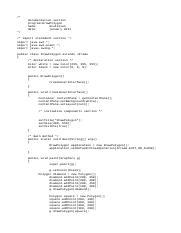 Drawpolygon Java Documentation Section Program Drawpolygon Name