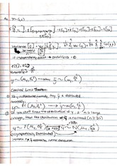 Central Limit Theory and Law of Large Numbers