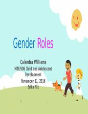 CalendraWilliams_Gender_Roles_Presentation.pptx