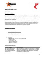 Basic Education Course_environment.doc