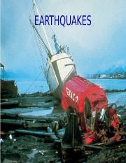 11. Earthquakes BW