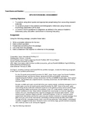 Handout_ReferencingAssignmentSp09Solution
