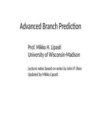 Branch-prediction1.ppt