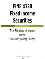 FINE 412 Chapter 5 (Term Structure) Spr 2016.ppt