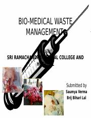 BIO-MEDICAL WASTE MANAGEMENT.pptx