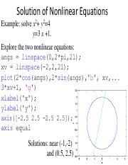 BIOE241_lecture_050317_MATLAB_Solutions Minimum of Nonlinear Equations.pdf