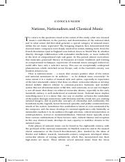 (Music in Society and Culture) Matthew Riley, Anthony D. Smith-Nation and Classical Music_ From Hand