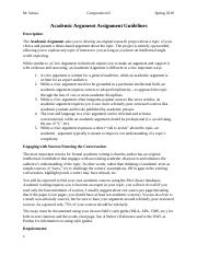 Academic Argument Guidelines (1).docx