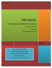 globalizing an australian wine company You must be of legal drinking age to enter the hardys website, so we can't let you in this time  enjoy hardys wine responsibly terms & conditions.