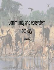 Lecture 5-2_Ecology II_for students