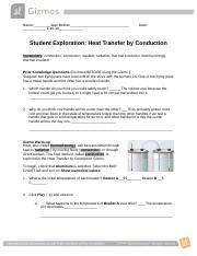 39203_4998518_HeatTransferConductionSE.pdf - Name Date ...