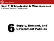 Lecture07 - Ch 06 - Posted - Econ 1110(1)