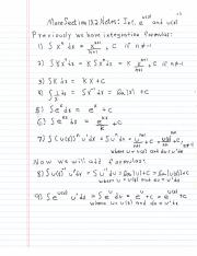 Section 13.2 Continued - More Integration by Substitution(2).pdf