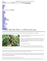 Vietnam, Buon Ma Thuot - a coffee success story _ Global Coffee Report.pdf