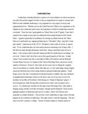 virginia tech essay