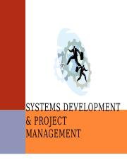 WK#8 Systems Development&Project Management_post