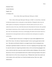 English 1302 How to date a...essay