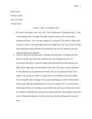 Journal 7- Task of a Problem Solver.docx