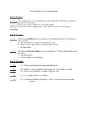Diet Self-Study Project Grading Rubric (1).doc