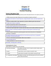 ch 17 guided reading chapter 17 chapter 18 guided reading section rh coursehero com economics guided reading and review answer key mcgraw hill economics guided reading and review answer key chapter 6