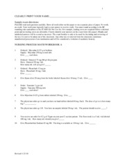 nursing process workbook part a The 5 steps of the nursing process the nursing process is a scientific method used by nurses to ensure the quality of patient care this approach can be broken down.