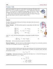 HW 13 Solutions